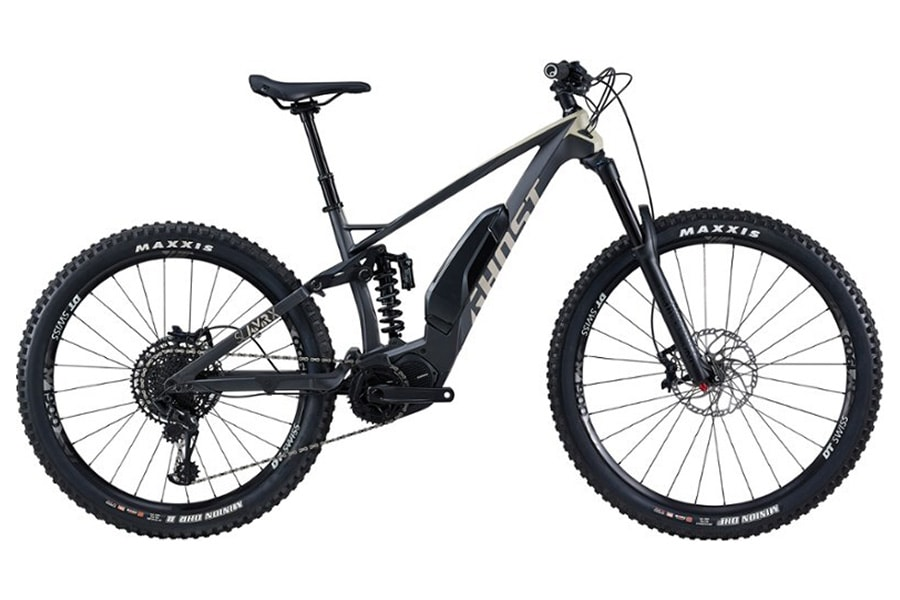 GHOST Hybride SLAMR LC Electric Mountain Bikes