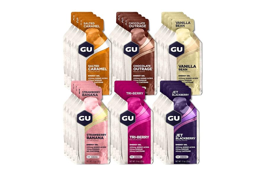 GU-Original Energy Gels