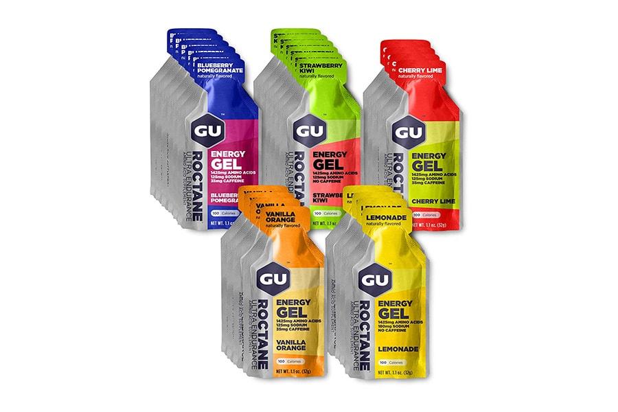 GU-Roctane Energy Gels