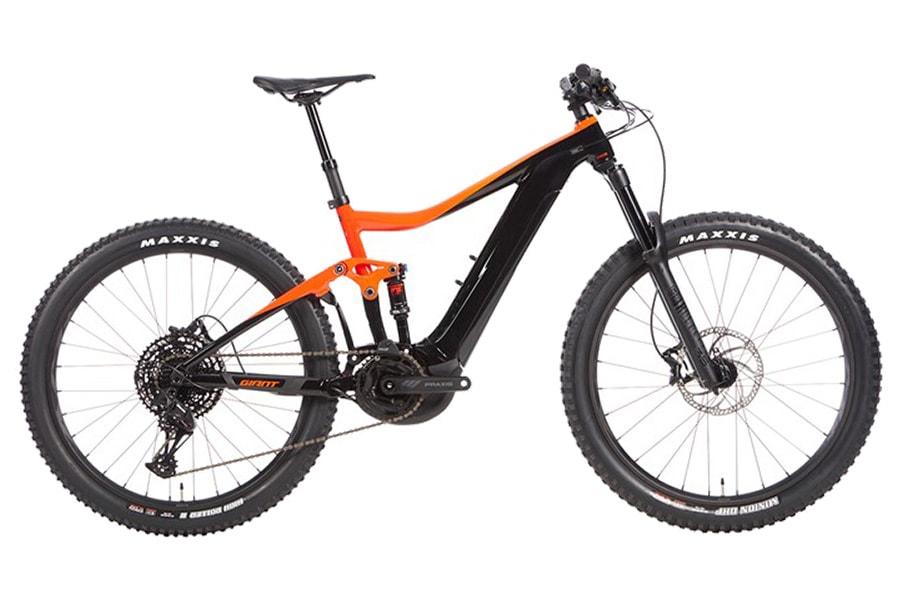 Giant Trance E+ 3 Pro Electric Mountain Bikes