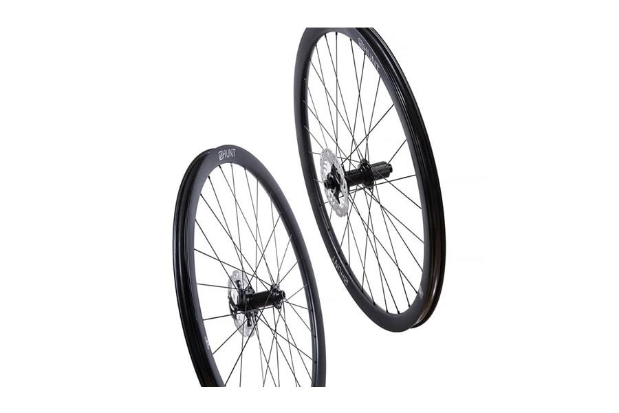 Hunt 35 Gravel Bike Wheelset