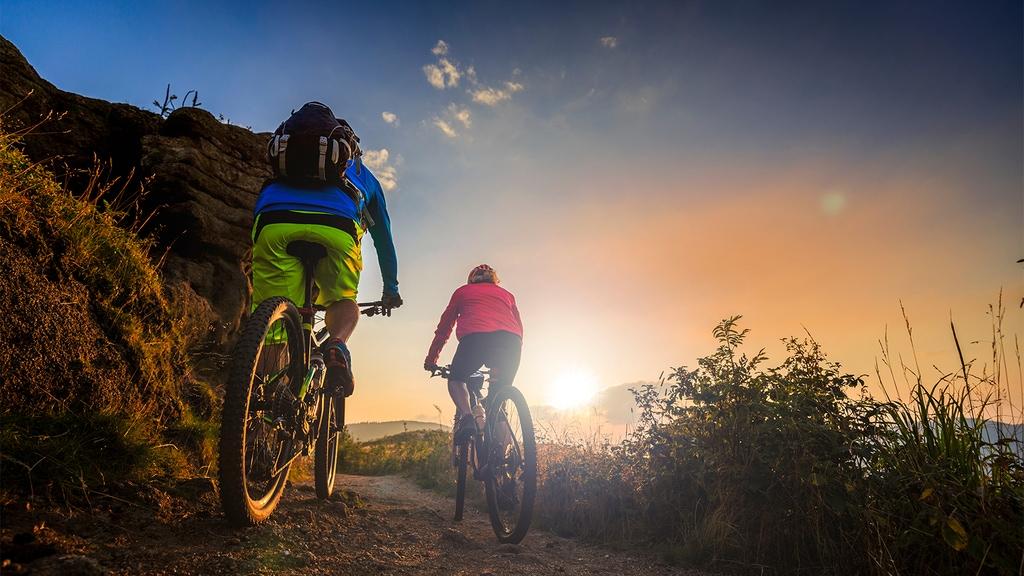 Mountain Bike Trails in California