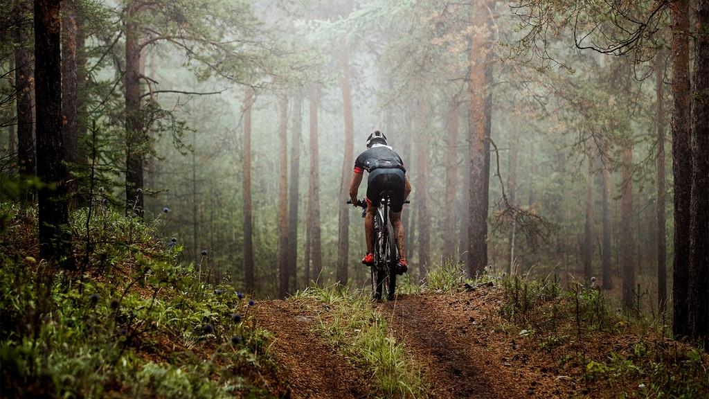 Mountain Bike Trails in Indiana