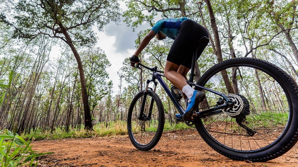 Mountain Bike Trails in Maryland
