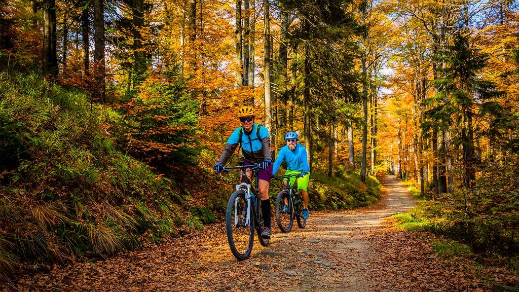 Mountain Bike Trails in North Carolina