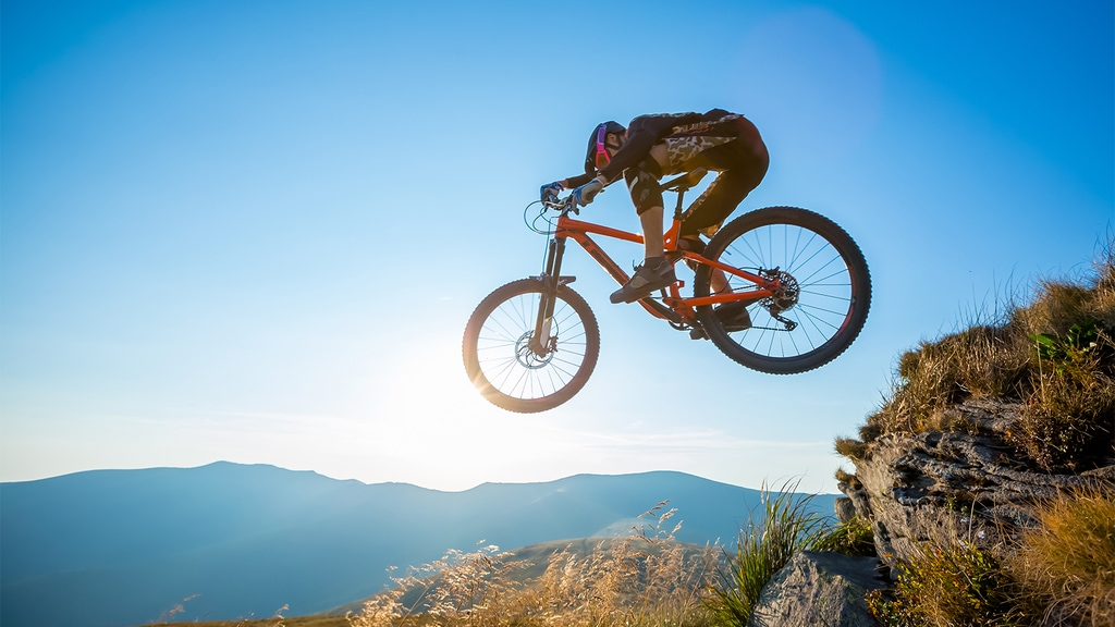 Mountain Bike Trails in Tennessee