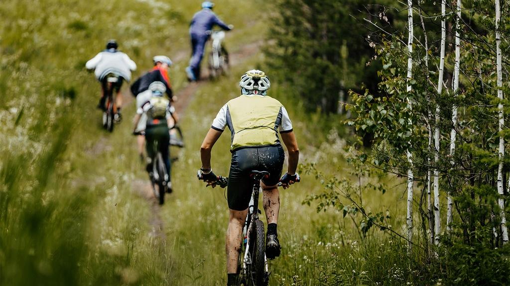 Mountain Bike Trails in Texas