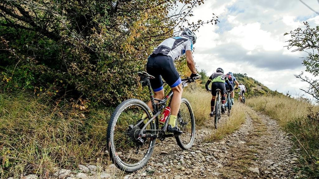 Mountain Bike Trails in Utah