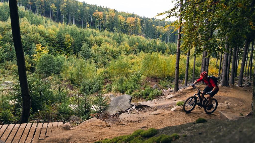 Mountain Bike Trails in Wisconsin