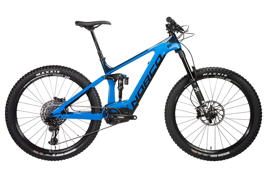 Norco Sight VLT C1 Electric Mountain Bikes