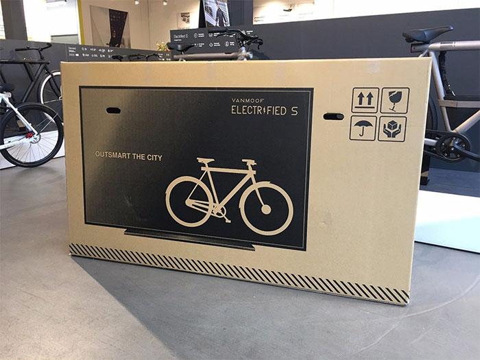Ship A Bike in Box