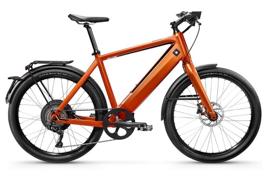 Stromer ST1 X Sport Commuter Electric Bikes