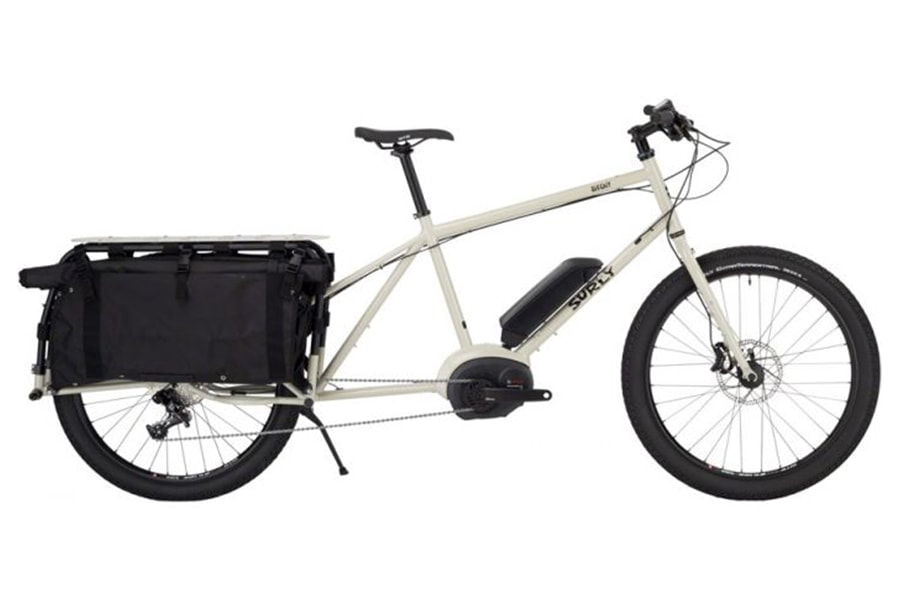Surly Big Easy Cargo Commuter Electric Bikes