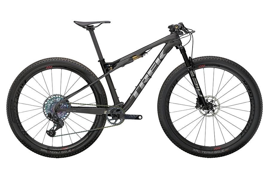 Trek Supercaliber 9.9 Full Suspension Mountain Bikes