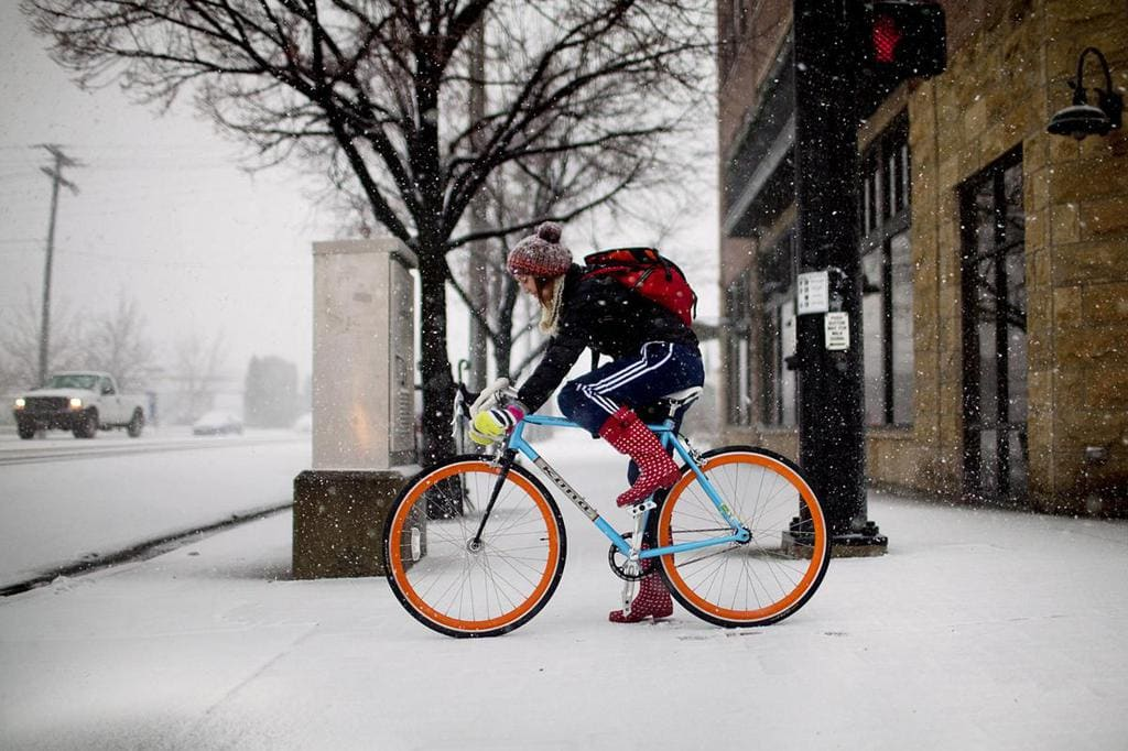 Winter Cycling Gears