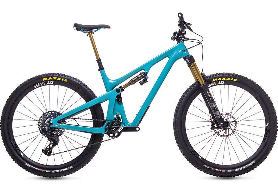 Yeti Cycles SB130 Full Suspension Mountain Bikes