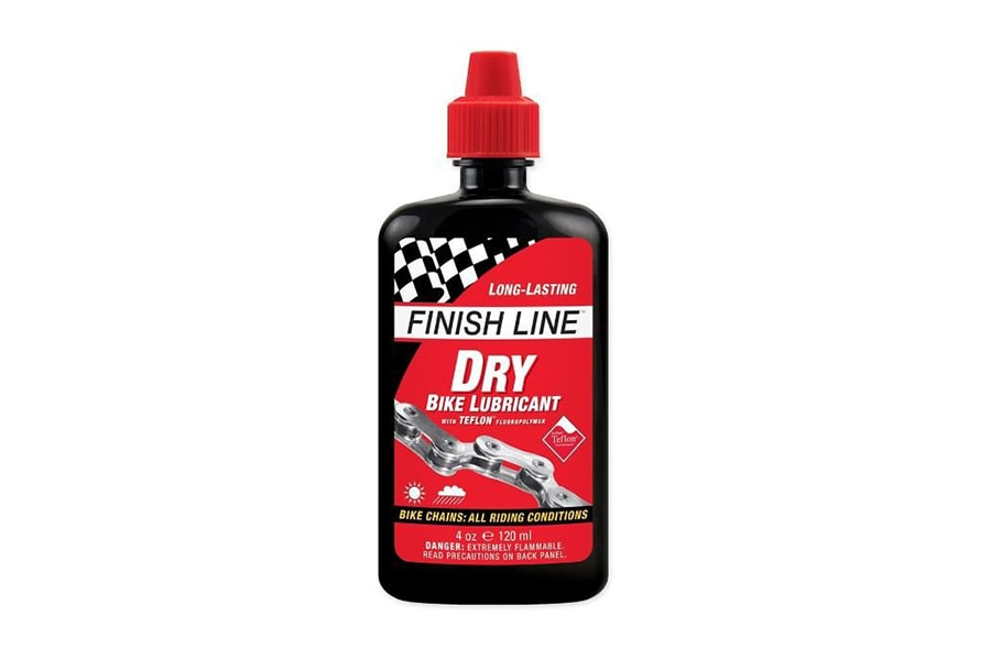 Finish Line Dry Teflon Chain Lubes