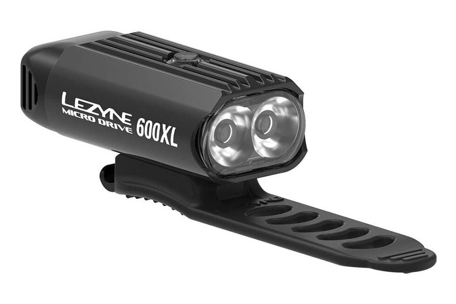Lezyne Micro Drive 600XL Bike Headlights