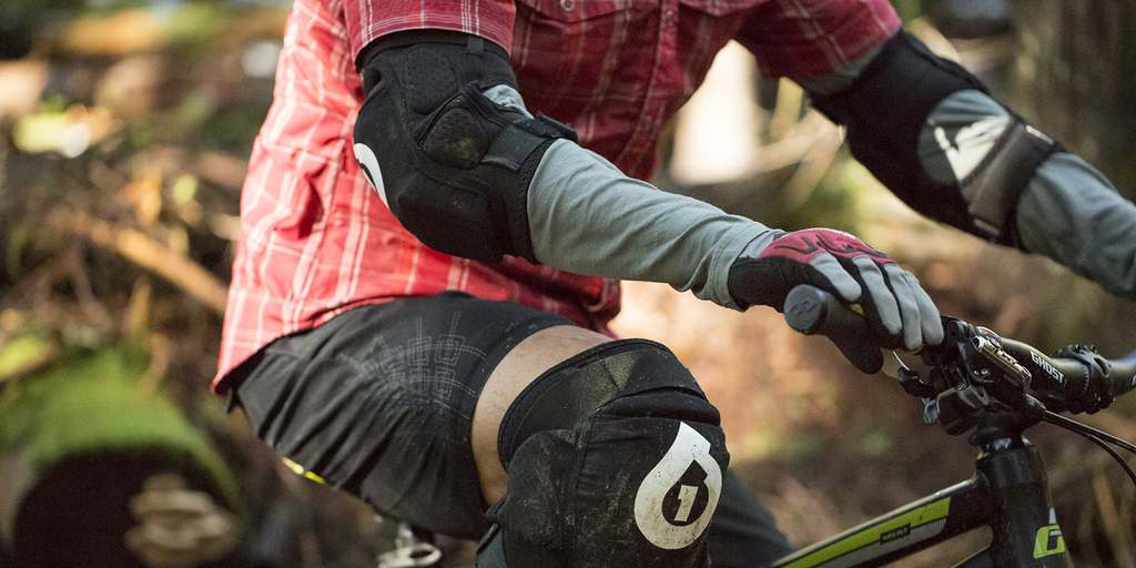 Mountain Bike Elbow Pads
