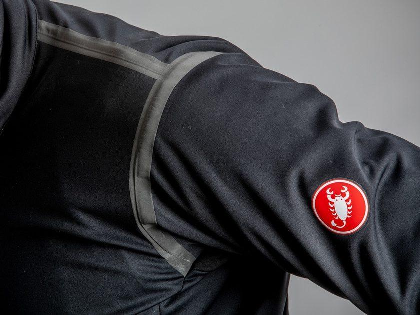 Castelli Alpha ROS 2 Jacket with Scorpion Logo