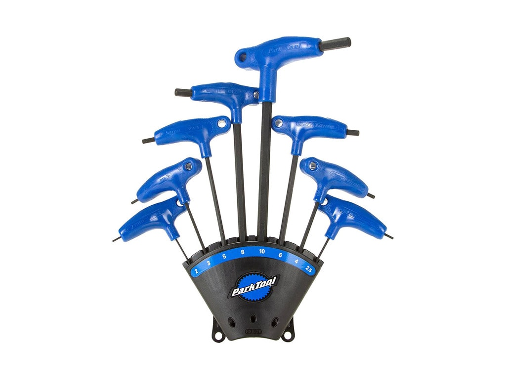 Park Tool Hex Wrench Set