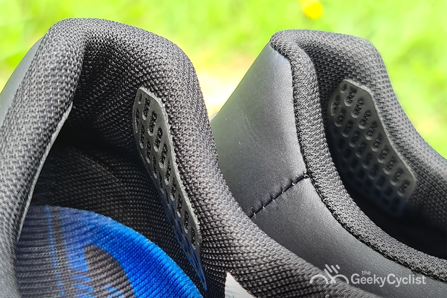 Shimano S-Phyre Cycling Shoes Heel Grip