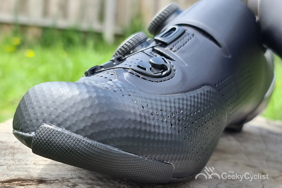 Shimano S-Phyre Cycling Shoes Toe Box