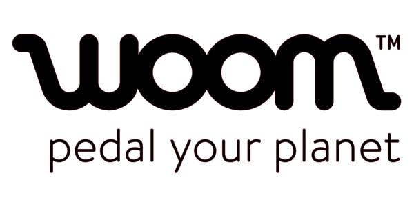 Woom Bikes Logo