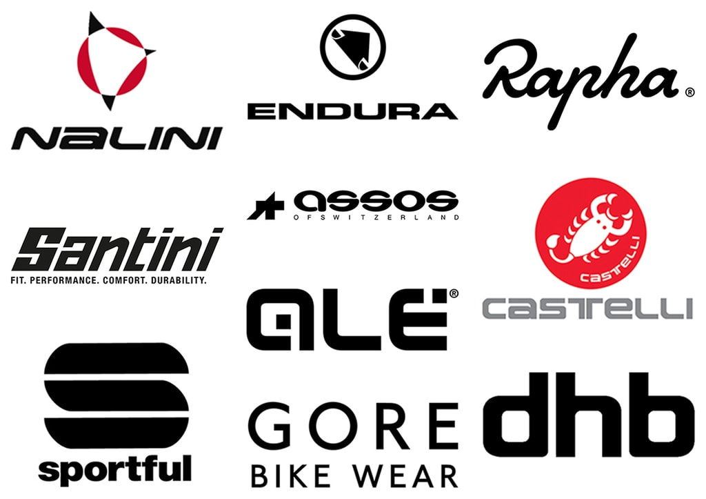 Best Cycling Clothing Brands
