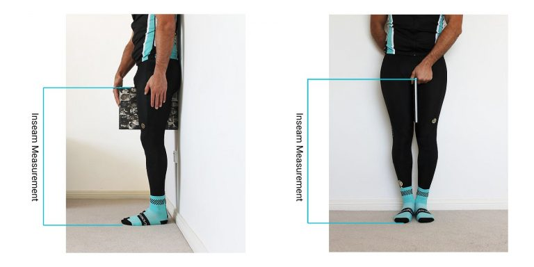 How to Measure Inseam Using A Book