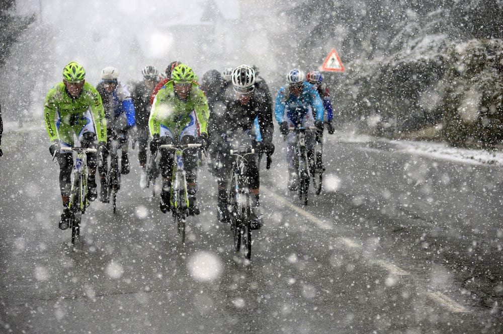 Cycling in Bad Weather