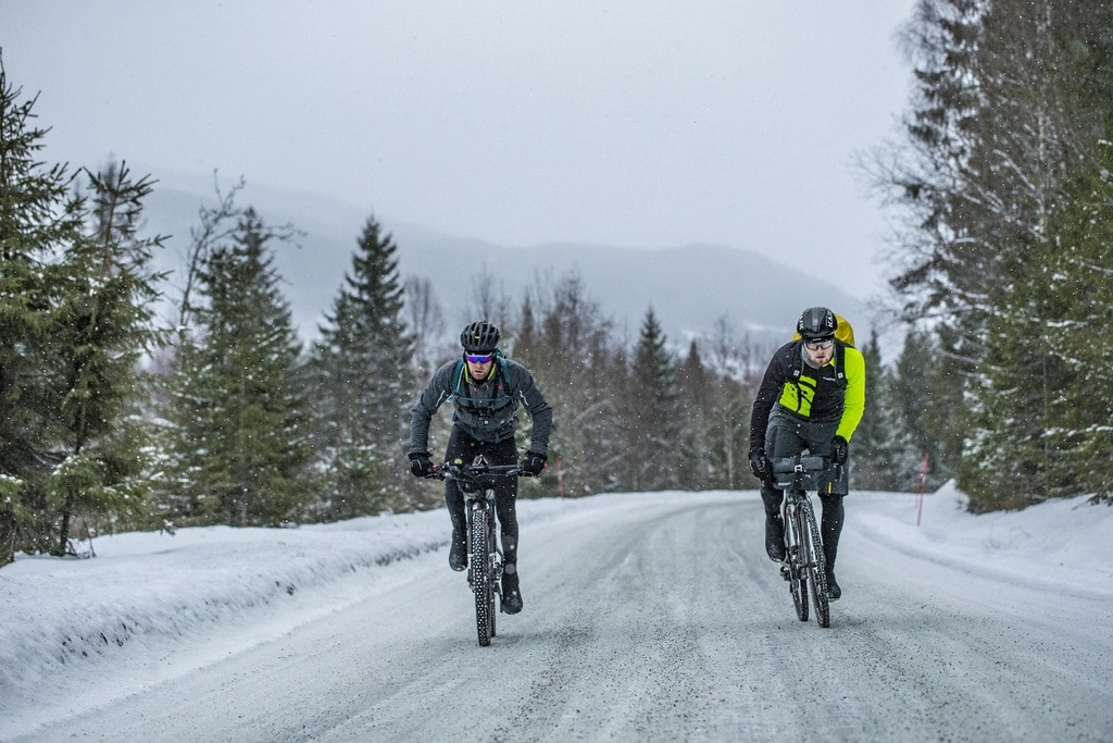 Winter Cycling