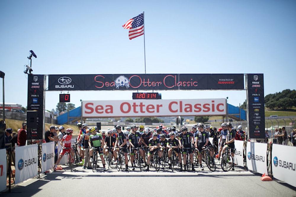 Sea Otter Classic bike show