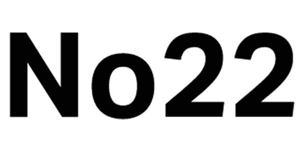 No22 Bicycles logo
