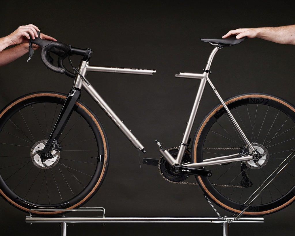 No22 Titanium Bikes