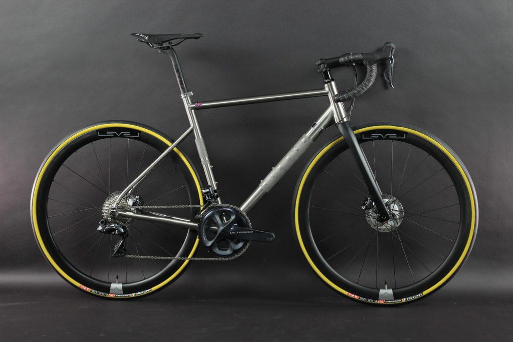 Ribble Titanium Bike