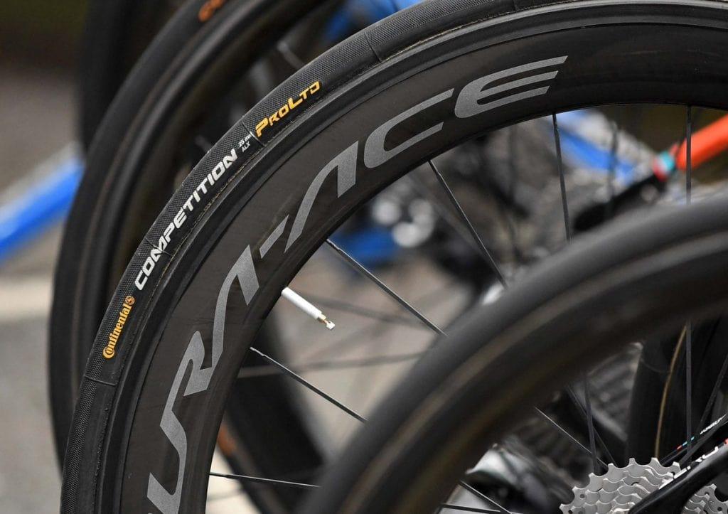 Continental Pro Ltd Tubular Tires