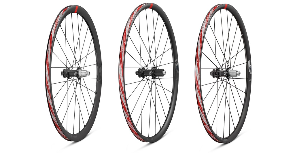 Fulcrum Racing 4 5 and 6 DB Wheels