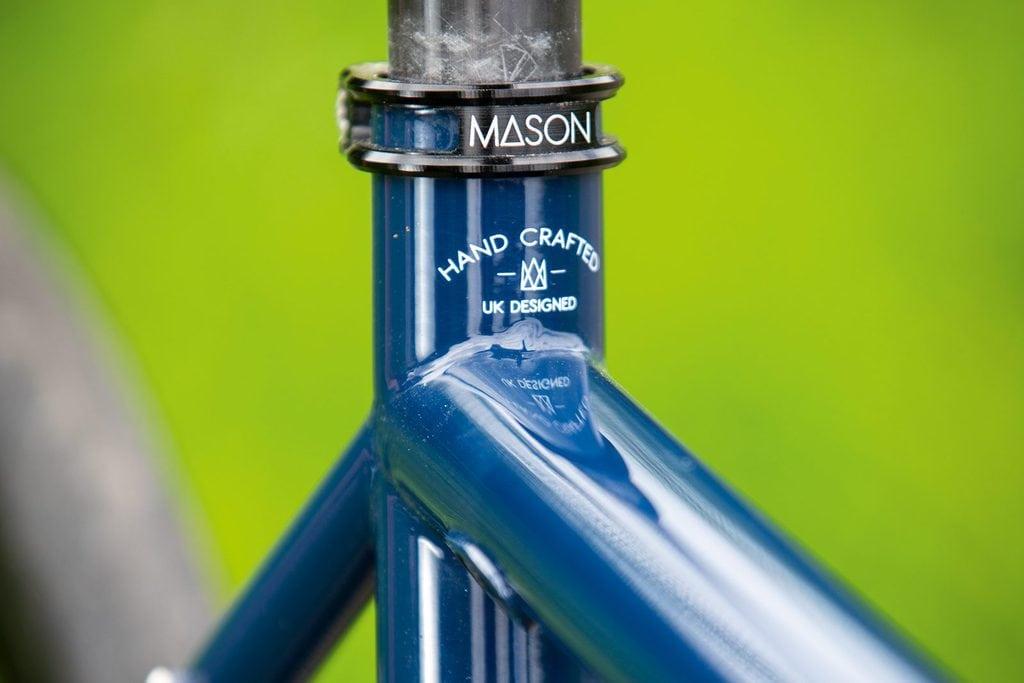 Mason Steel Road Bike