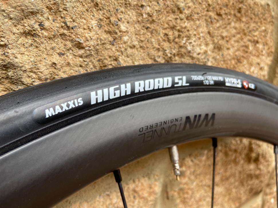 Maxxis High Road SL Tires