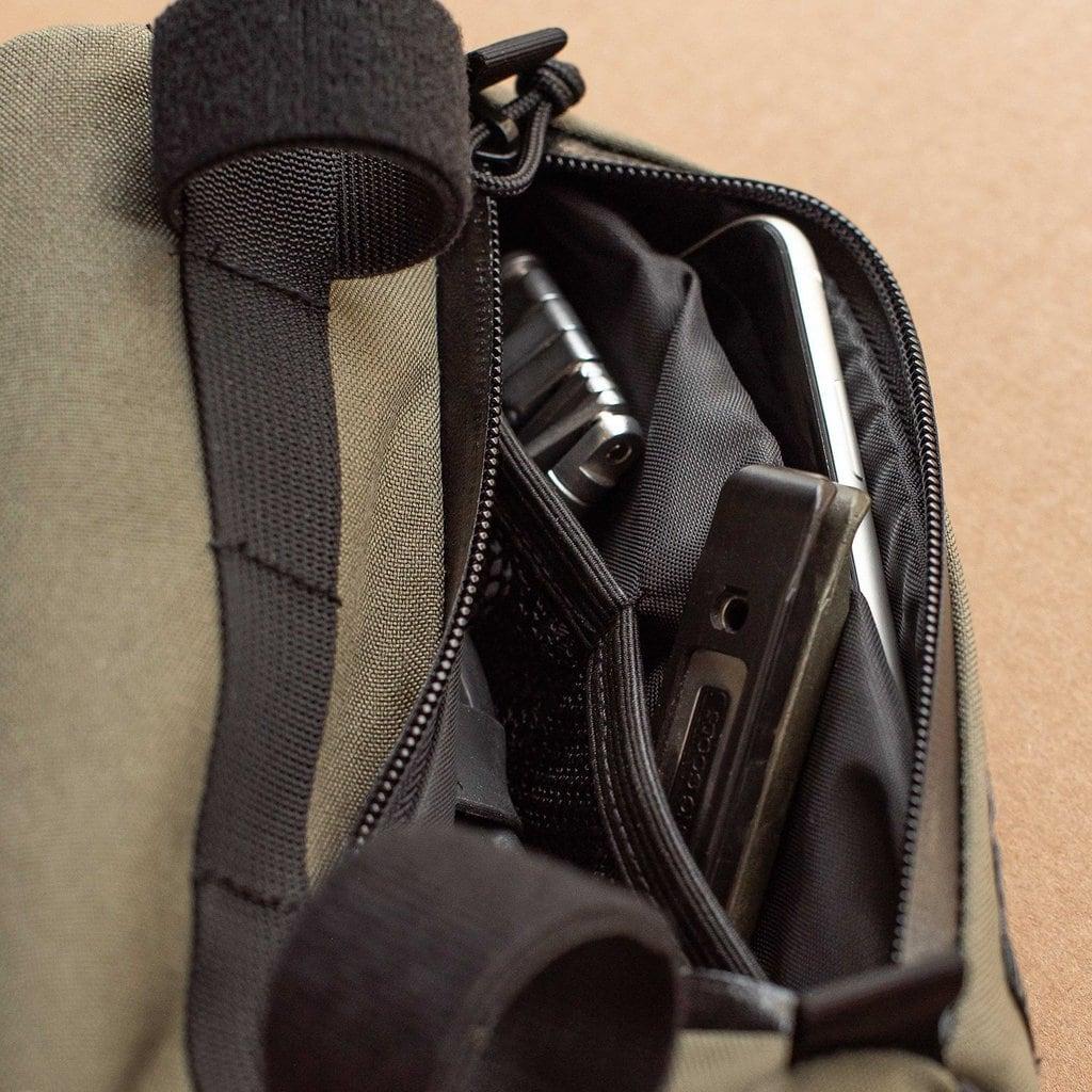 Snek Handlebar Bag
