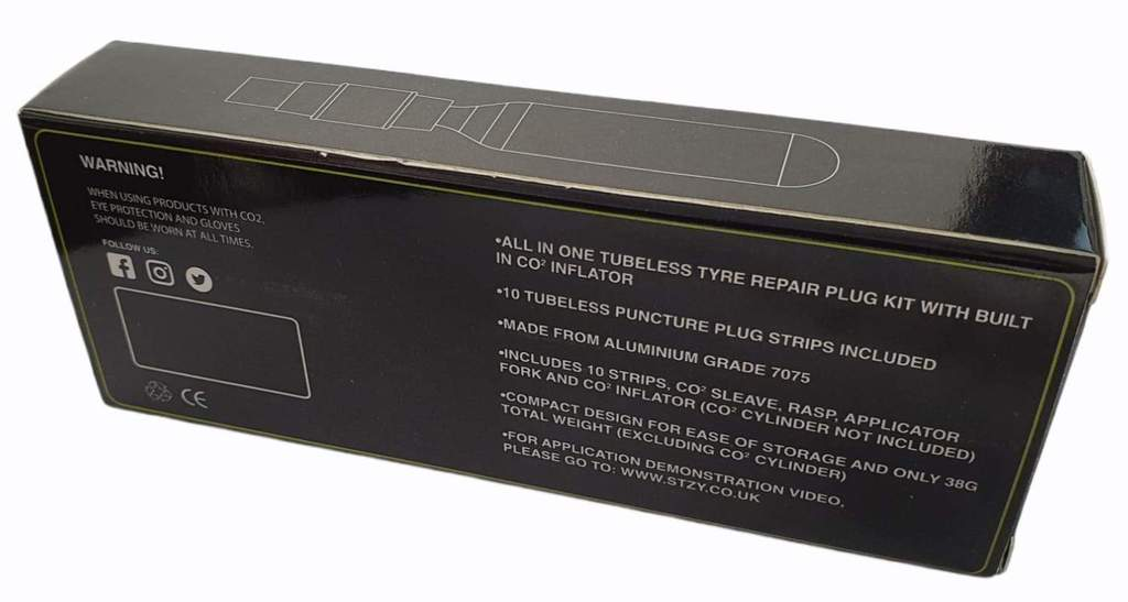 Stzy Tire Repair Kit