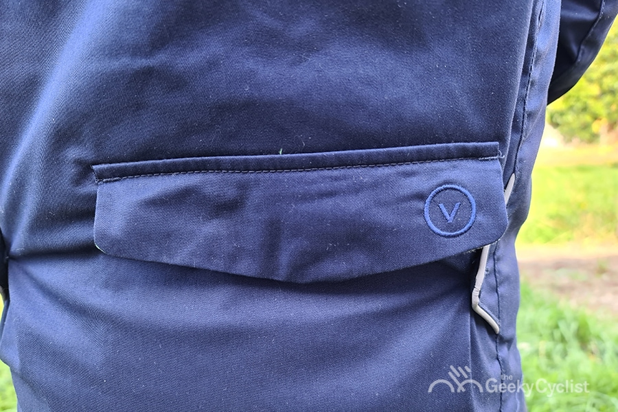 Vulpine Harrington Rain Jacket