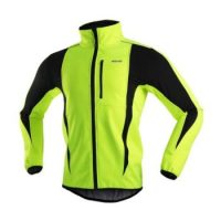 Arsuxeo Softshell Winter Cycling Jacket